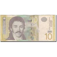 Billet, Serbie, 10 Dinara, 2006, KM:46a, TB+ - Serbie