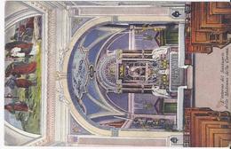 Ferrara Di Montebaldo (VR) 1924 Interno Del Santuario Della Corona . CAI Verona - Italie
