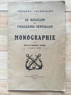 Monographie 68eme BTS 14-18 - 1914-18