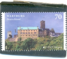 2017 ALLEMAGNE Y & T N° Xxxx ( O ) Europa Wartburg - Used Stamps
