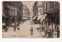 Saint Brieuc - Rue Charbonnerie , Animée - 22 - - Saint-Brieuc