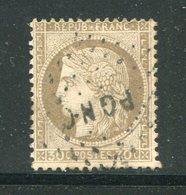 Y&T N°56- Cachet PGNO - 1871-1875 Ceres