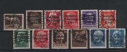 1943 Occupazione Tedesca Zara Lotto Usato - Occup. Tedesca: Zara