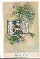 Buon Anno - Piccolo Formato - Non Viaggiata - Anno Nuovo