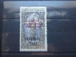 VEND BEAU TIMBRE D ' OUBANGUI N° 65 , XX !!! - Oubangui (1915-1936)