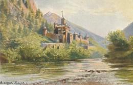 U.510.  Schloss Welfenstein - MULES - Castel Guelfo - Illustrata Edgar Meyer - Italy