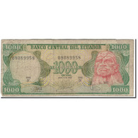 Billet, Équateur, 1000 Sucres, 1988-06-08, KM:125b, B - Equateur