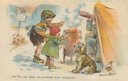 GERMAINE BOURET EDITION CMP   EH LE P'TIT PERE TU PENSERAS AUX COPAINS - Bouret, Germaine
