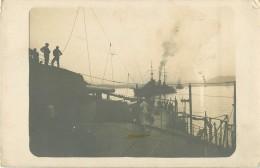 """WW CORFOU. Guerre 1914-18. Navires Marine Française """" Le Provence """" - Guerre 1914-18"""