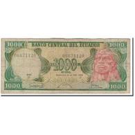 Billet, Équateur, 1000 Sucres, 1986-09-29, KM:125a, B - Equateur