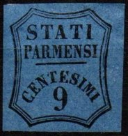PARME  - 9 C. Taxe Pour Journaux Neuf - Parma
