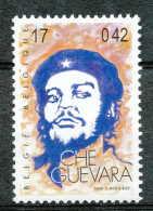 D- [154126] **/Mnh-BELGIQUE 1999 - N° 2865, Che Guevara, Révolutionnaire Cubain, Célébrités, Histoire, Révolution, Armée - Belgique