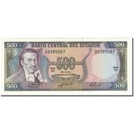 Billet, Équateur, 500 Sucres, 1984-09-05, KM:124a, NEUF - Equateur