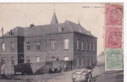 PIETON  MAISON COMMUNALE 1922 - Chapelle-lez-Herlaimont