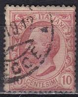 Regno D'Italia, 1906 - 10c Effige Di Vittorio Emanuele III - Nr.82 Usati° - Usati