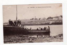 Gavres - La Vedette Arrivant De Port Louis  - 56 - - Autres Communes