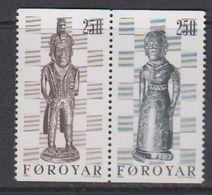 Faroe Islands 1983 Chess 2v  ** Mnh (40355A) - Faeroër