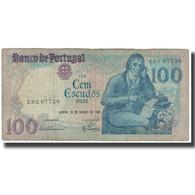 Billet, Portugal, 100 Escudos, 1985-03-12, KM:178d, AB+ - Portugal