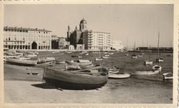 Photo 108 Mm X 65 Mm - 1952 - Saint-Raphael 83 - Le Port Et Les Bateaux - Scan R/V - Bateaux