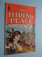 Corrie Ten Boom's THE HIDING PLACE ( Spire Christian Comics ) Copyright 1973 The Fleming H. Revell C° ! - Livres, BD, Revues
