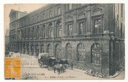 Lille -  La Mairie - Lille
