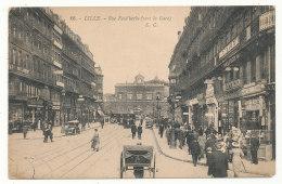 Lille -  Rue Faidherbe - Lille