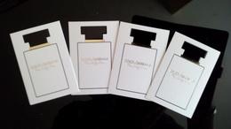 Dolce & Gabbana The Only One Parfum Lot De 4 Billet - Modern (from 1961)