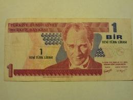 Turchia 1 Lirasi 1970 Used - Turchia