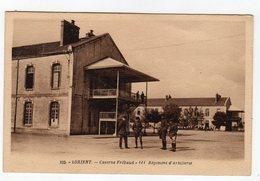 Lorient - Caserne Frébaud - Régiment D'artillerie - 56 - - Lorient