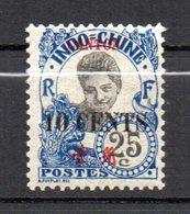 Col10 / Canton  N° 74 Neuf  X MH , Cote : 6,00 € - Canton (1901-1922)