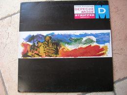 """MAXI - DEPECHE MODE  - MUTE 70432  """" STRIPPED """" + 3 - 45 Rpm - Maxi-Single"""