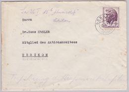 Brief Von Gossau (br5073) - Schweiz