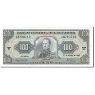 Billet, Équateur, 100 Sucres, 1994-02-21, KM:123Ac, NEUF - Equateur
