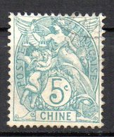 Col10 / Chine : N° 23  Neuf  X MH , Cote : 4,00 € - Chine (1894-1922)
