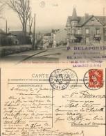 D- [512781] Carte-France  - (93) Seine Saint Denis, Le Raincy, Allée Gambetta, Vue De L'Allée De L'Eglise - Le Raincy