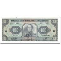 Billet, Équateur, 100 Sucres, 1997-04-03, KM:123Ad, NEUF - Equateur