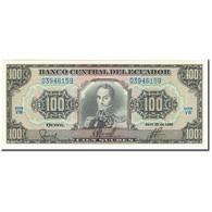 Billet, Équateur, 100 Sucres, 1990-04-20, KM:123, NEUF - Ecuador