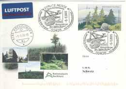 5188  Mine, Mammouth: Oblit. Temp. D'Allemagne, 2005 - Coal Mining,  Mammoth Teeth. Prehistoric Animals  Préhistoire - Sellos