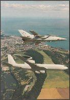 Boeing E-3D Sentry And Panavia Tornado F3 - World Air Sim Postcard - 1946-....: Modern Era