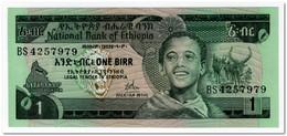 ETHIOPIA,1 BIRR,1976,P.30a,UNC - Etiopia