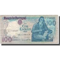Billet, Portugal, 100 Escudos, 1985-03-12, KM:178d, B+ - Portugal