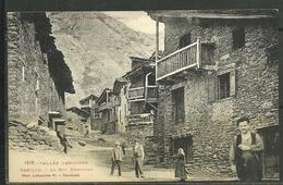 ANDORRA CARTA POSTAL Nº1012(H.12) - Andorra