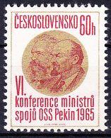** Tchécoslovaquie 1965 Mi 1555 (Yv 1421), (MNH) - Neufs