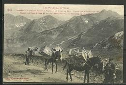 ANDORRA CARTA POSTAL COLOR VERDOSO Nº 1004(H.4) - Andorra