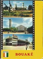 GOLD COAST BOUAKE, PC , Circulated - Ghana - Gold Coast
