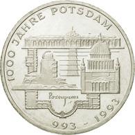 Monnaie, République Fédérale Allemande, 10 Mark, 1993, Stuttgart, Germany - [ 7] 1949-…: BRD