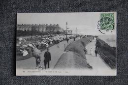 FOLKESTONE - The Band On The Leas. - Folkestone