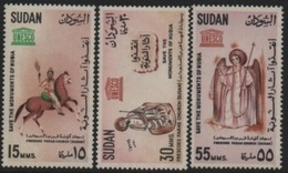 Sudan/Soudan - 1964 Save Monuments Of Nubia-Sauvegarde Monuments Nubie (UNESCO)  ** - Soudan (1954-...)
