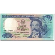 Billet, Portugal, 100 Escudos, 1965-11-30, KM:169a, SUP+ - Portugal