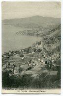 CPA - Carte Postale - Suisse - Territet - Montreux Et Clarens - 1907 ( CP5254 ) - VD Vaud